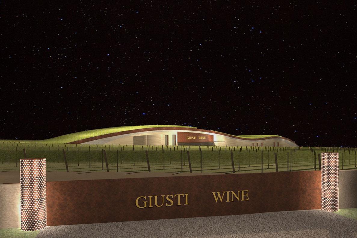 Cantina Giusti wine tenuta Sienna